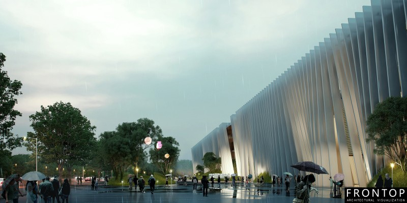 Chenggong District Cultural and Sports Center
