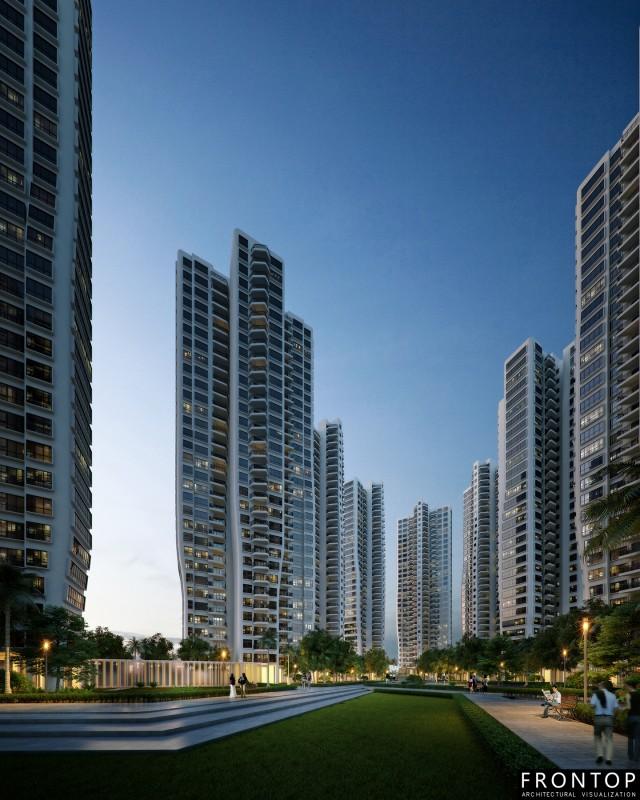 Zhongshui Electric Leliu Project