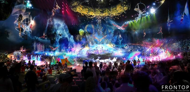 Zhuhai Changlong New Circus Project