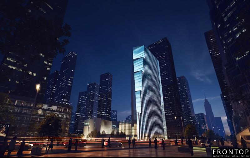 Tianjin Building Bidding
