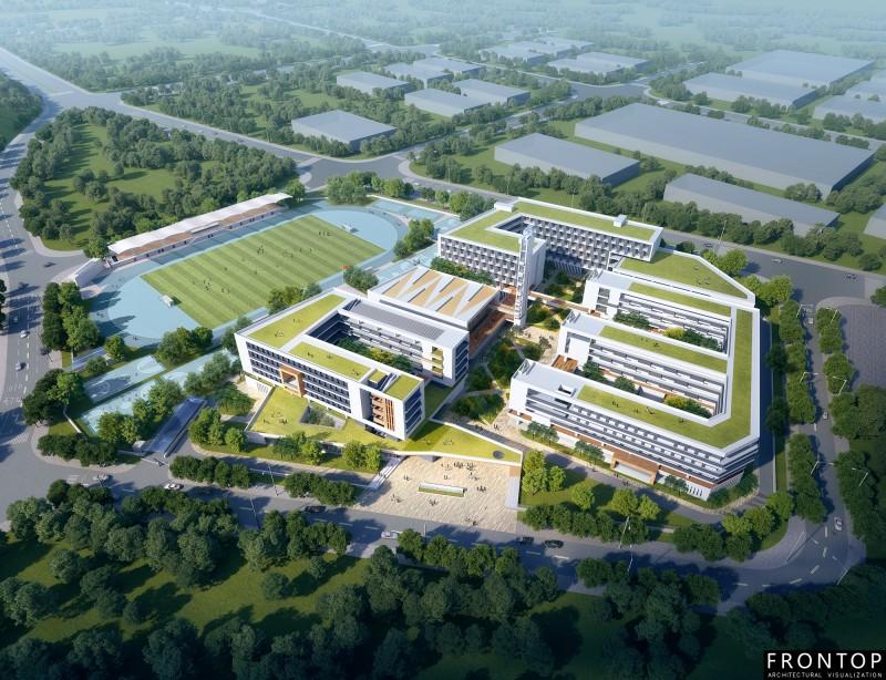 No.2 Middle School of Zhongshan