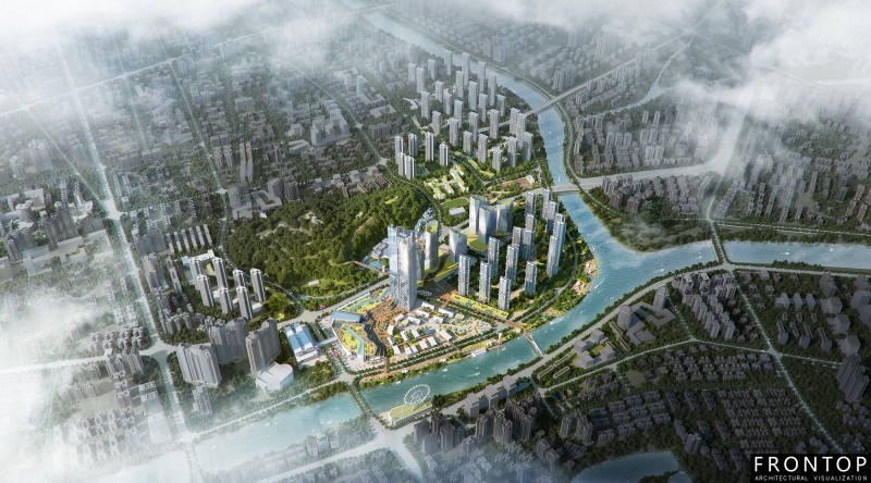 Ma Shan District, Zhongshan City