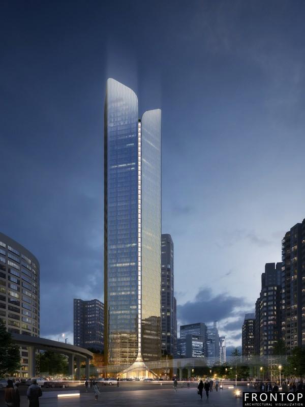 Xiamen Financial Center