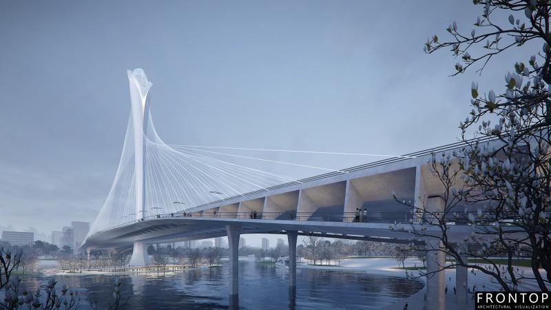 Binhai Bay Bridge