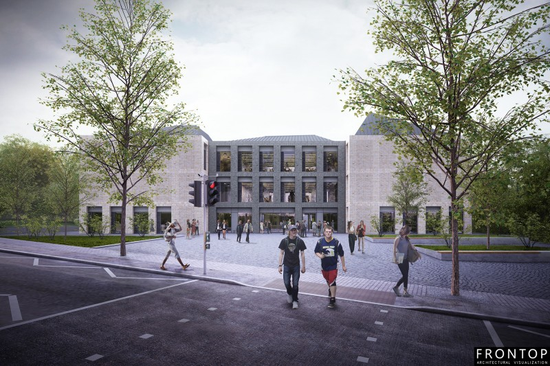 Mountjoy Teaching and Learning Centre