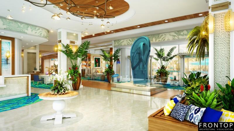 Nassau Lobby