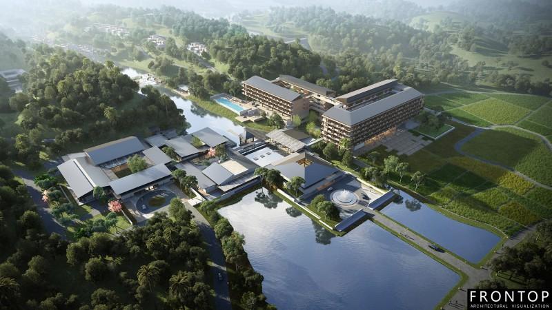 Zhongganling Hotel